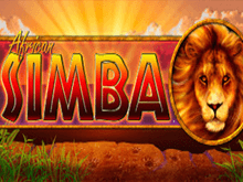 Автомат African Simba в клубе онлайн