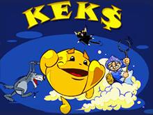 Автомат Keks в клубе Вулкан