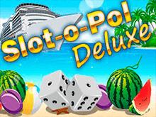 Автомат Slot-O-Pol Deluxe в клубе Вулкан