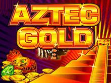 Играть на деньги онлайн в автомат Aztec Gold