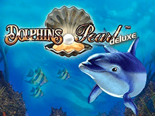 Автоматы Dolphin's Pearl Deluxe на официальном сайте клуба Вулкан