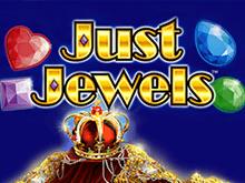 Клуб Вулкан предлагает играть в автоматы Just Jewels онлайн