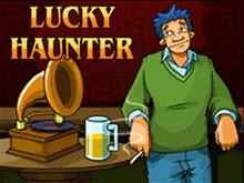 Игровой автомат Lucky Haunter онлайн в клубе Вулкан