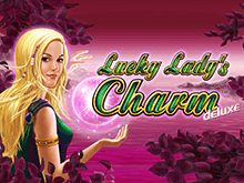 Автомат Lucky Lady's Charm Deluxe - играть онлайн в клубе Вулкан
