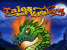 Играть на деньги в онлайн-автомат Tales Of Krakow
