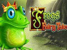 Игровой аппарат Frogs Fairy Tale