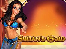 Игровой автомат Sultans Gold