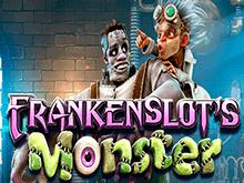 Игровой слот Frankenslots Monster