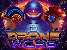 Играть в виртуальный автомат Война Дронов