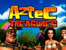 Играть в игровой автомате Сокровища Ацтеков