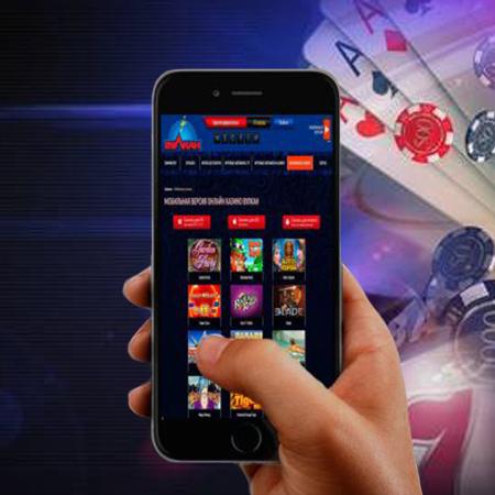 игра с мобильного в Вулкан казино